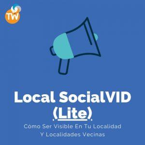 Lee más sobre el artículo Local SocialVID (Lite)